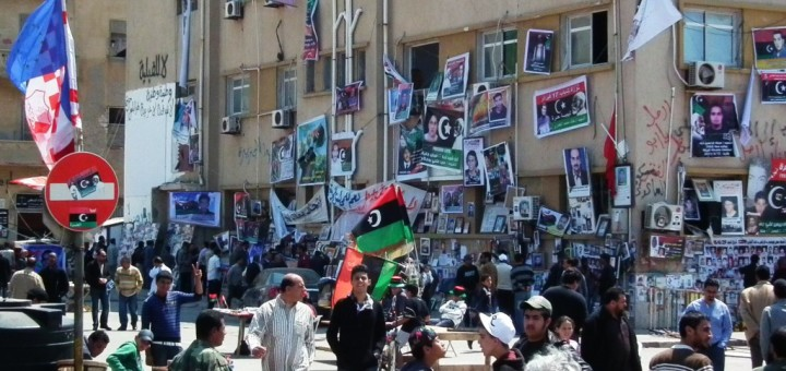 Opposition Libyan groups sign peace deal
